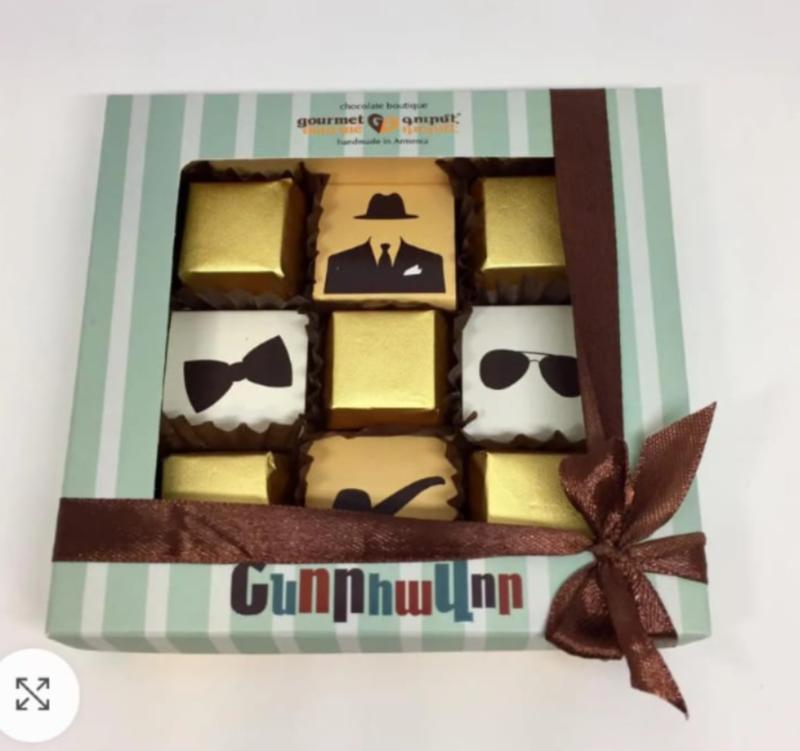 Chocolates for him