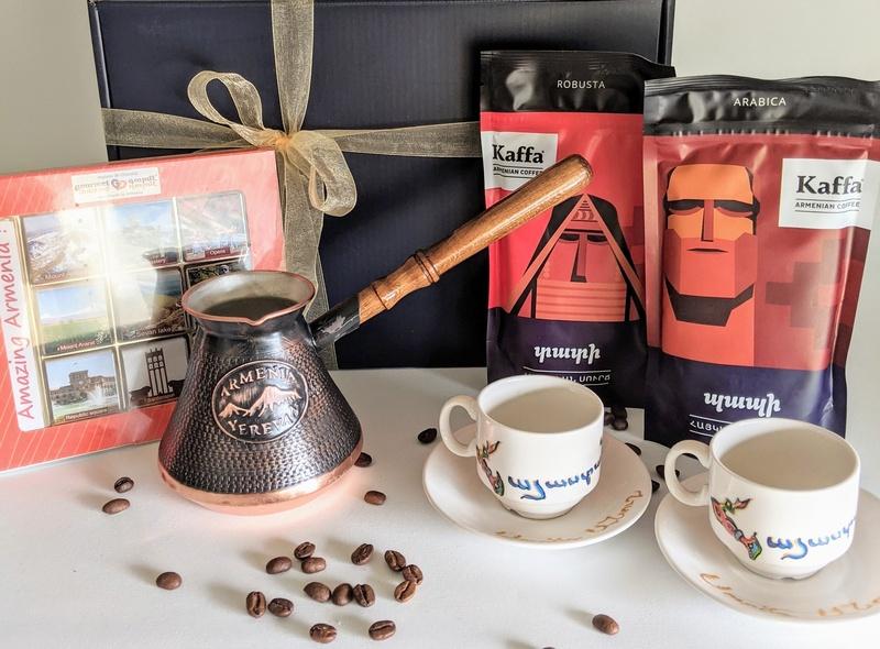 Coffee Gift Box - ceramic cups