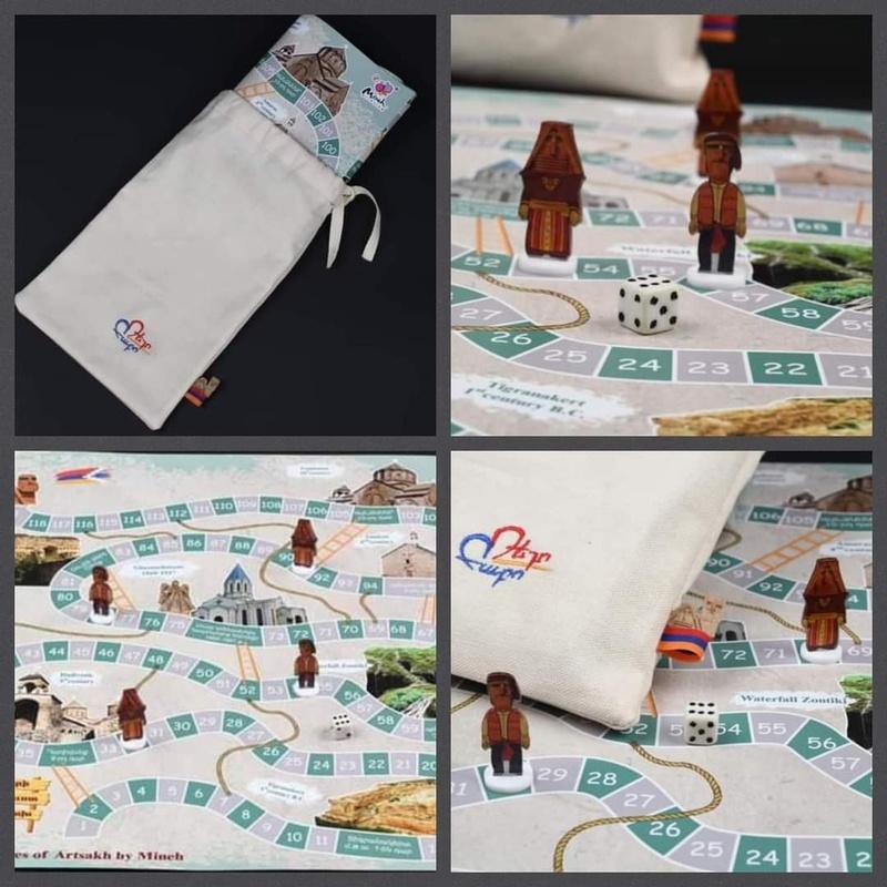 Teto Papo - Board Game