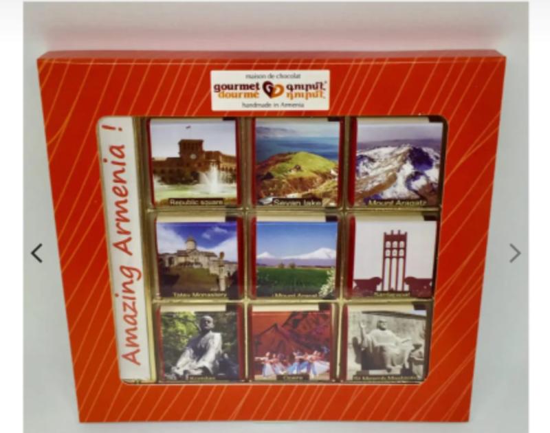 Armenian Chocolate - Amazing Armenia