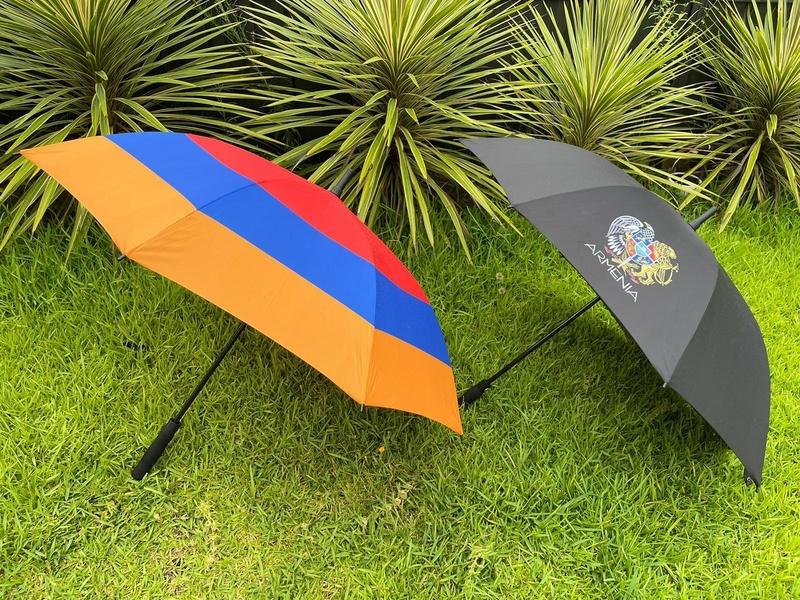 Umbrella - Yerakouyn or Coat of Arms