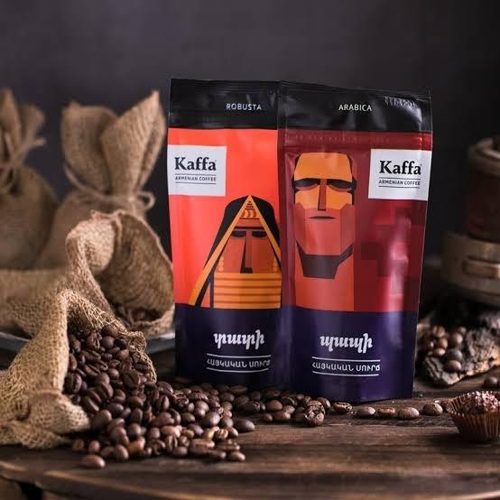 Kaffa Coffee (2 types)