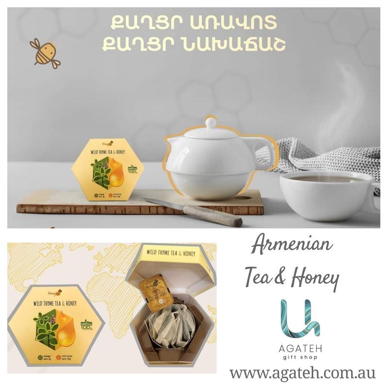 Thyme Tea and Honey