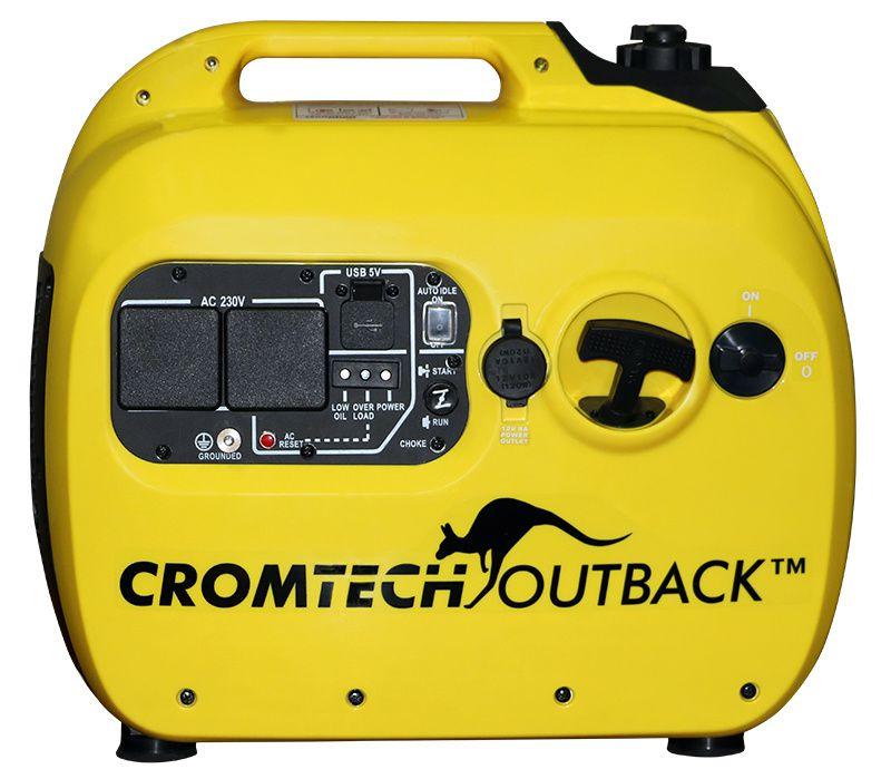 2.4kw Cromtech Outback CTG2500i