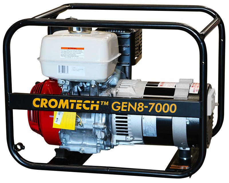 Cromtech GEN8-7000 Honda Powered