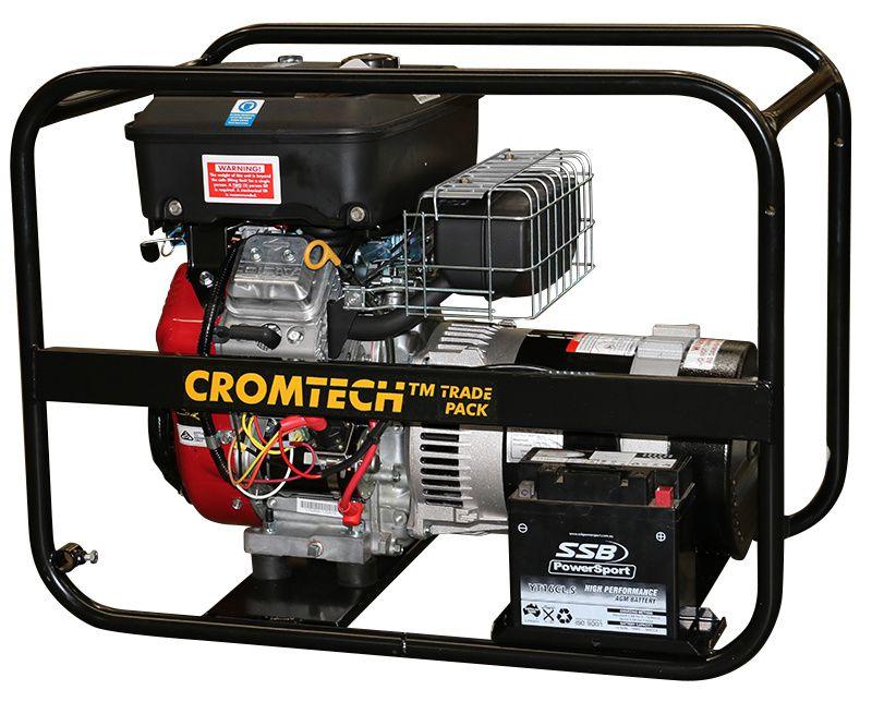 Cromtech GEN10-8000 Electric Start CTG100E