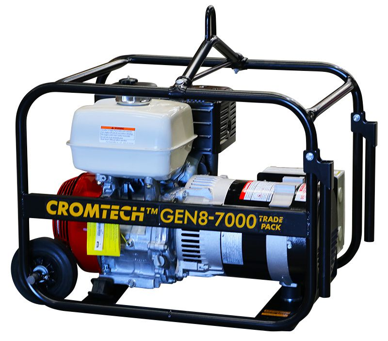 Cromtech GEN8-7000 Honda Powered Trade Pack CTG85HTP