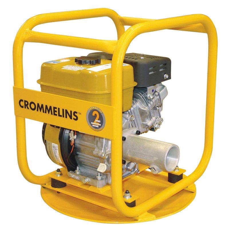 6.0hp Crommelins Petrol Drive Unit