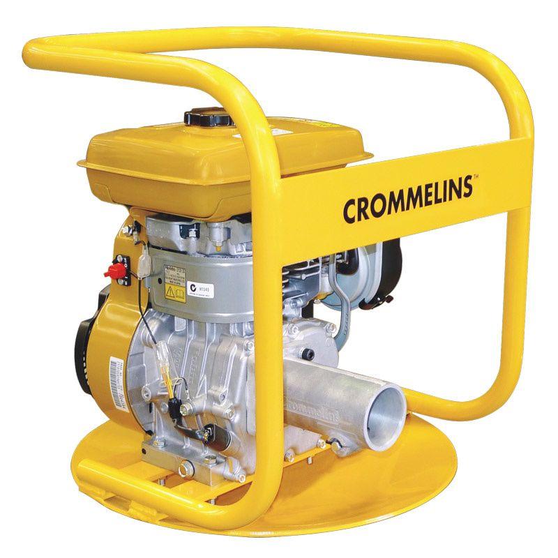 6.0hp Crommelins C-Frame Drive Unit