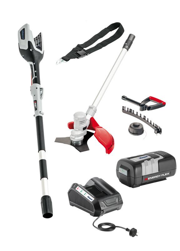 Masport Energy Flex 42V Multi Tool Brushcutter Kit