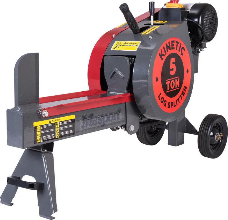 Masport 5 Tonne Log Splitter