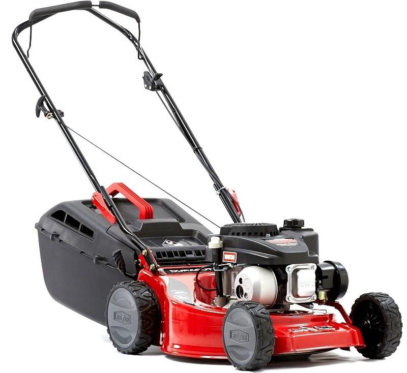 Duracut 400 Lawn Mower
