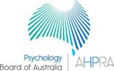 AHPRA Psychology Board of Australia logo