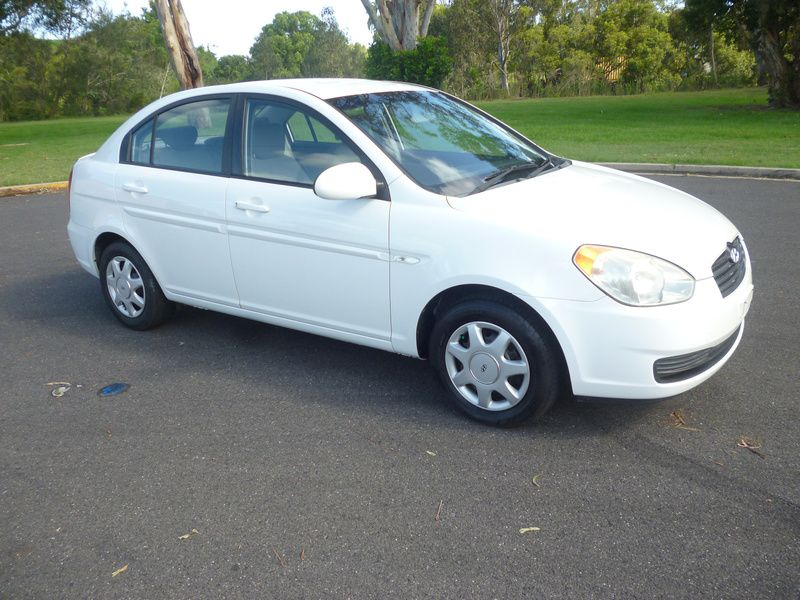 2007 Hyundai Accent MANUAL
