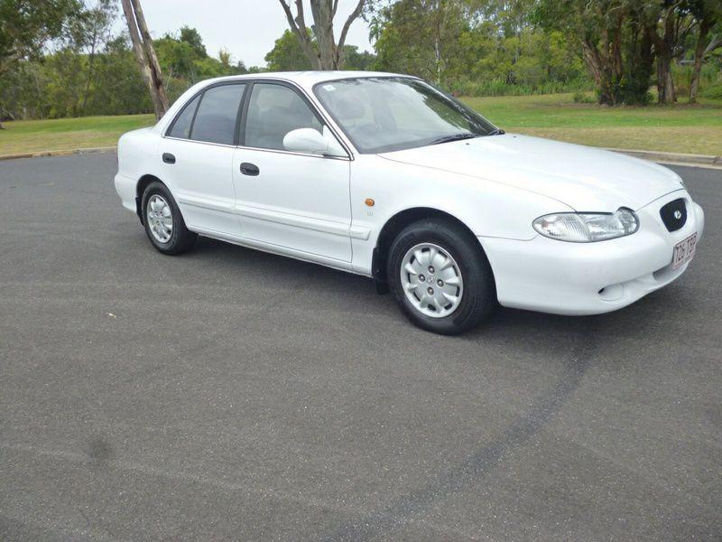 1995 Hyundai Sonata AUTO