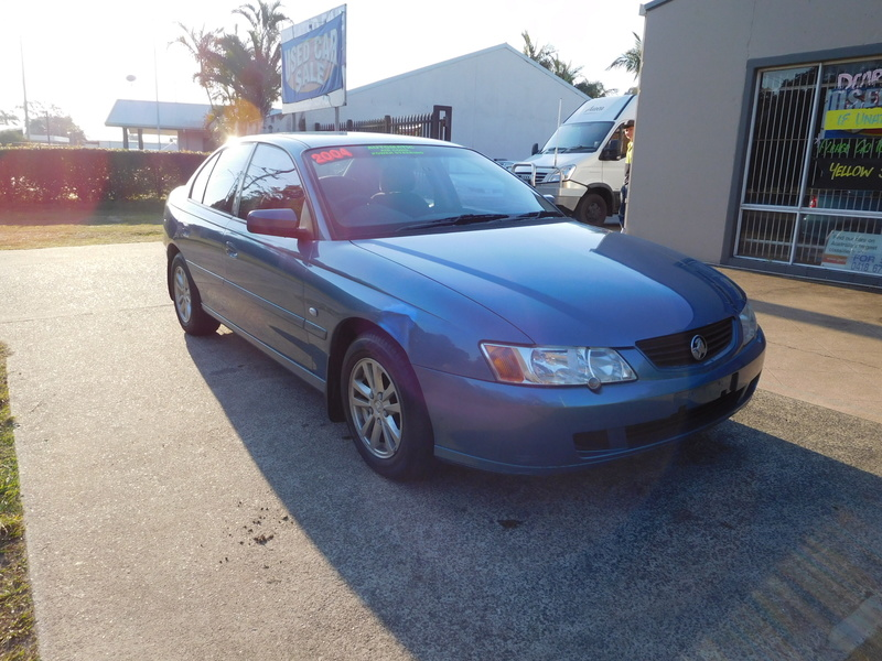 2004 Holden Commodore Acclaim VY
