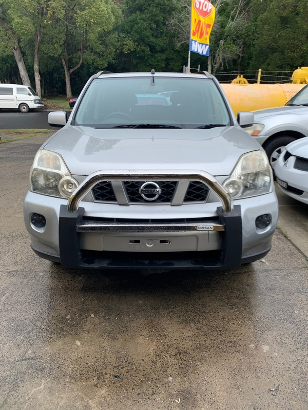 2008 Nissan X-Trail T31 Manual
